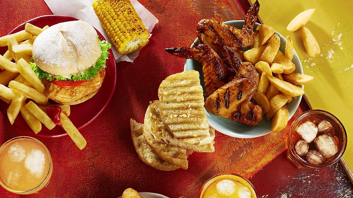 Nando's launches new breakfast menu